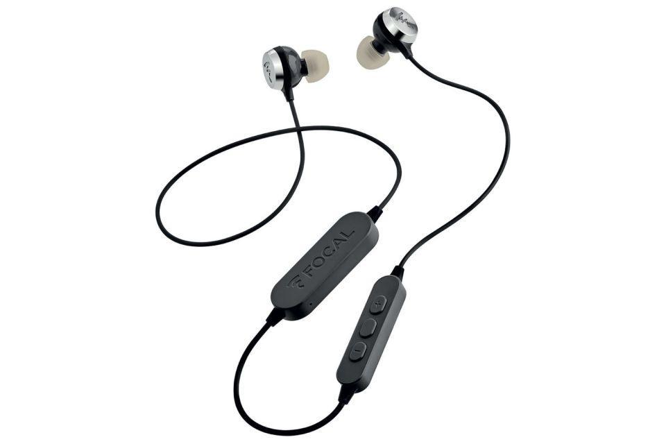 Focal - Spark Wireless Casque intra auriculaire sans fil Bluetooth