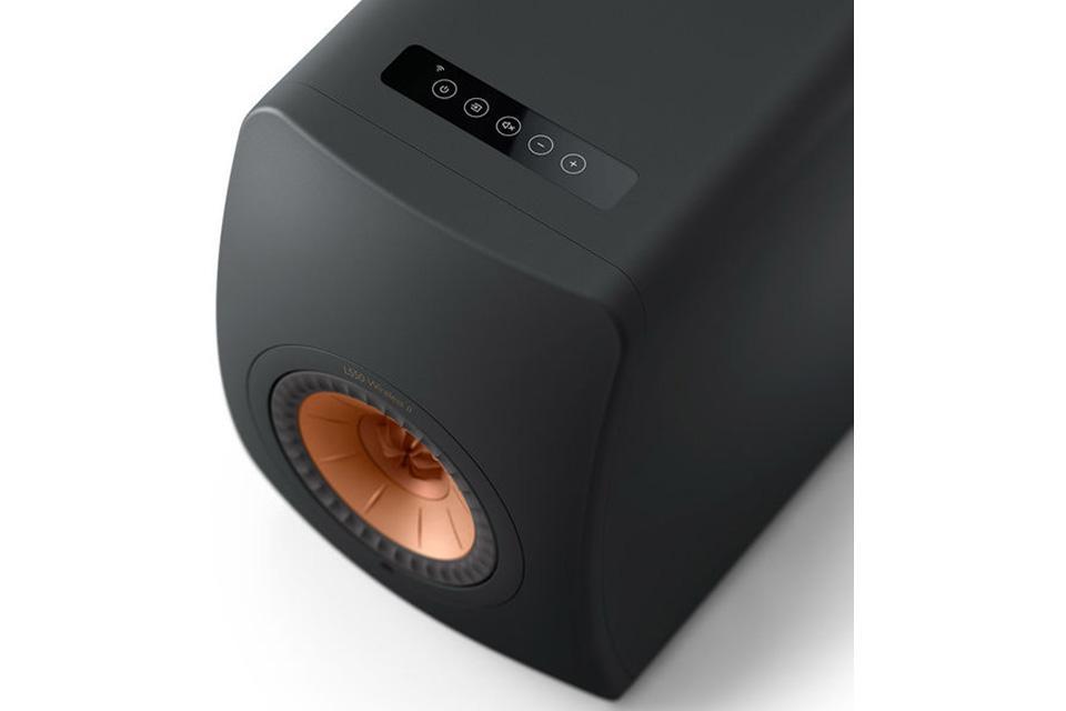 Kef - LS50 Wireless II Enceintes sans fil HiFi