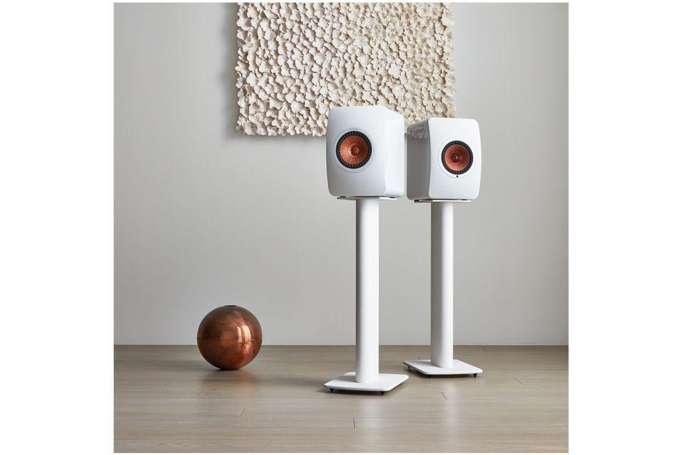 Kef - Performance speaker stand Pieds de sol