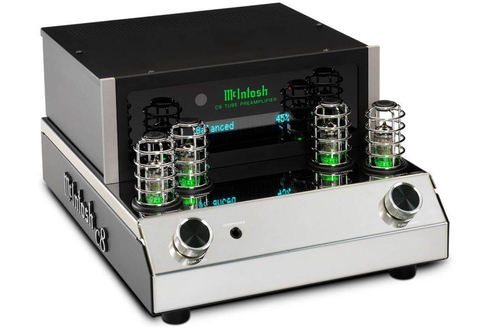 Mc Intosh - C 8 Préamplificateur à tubes