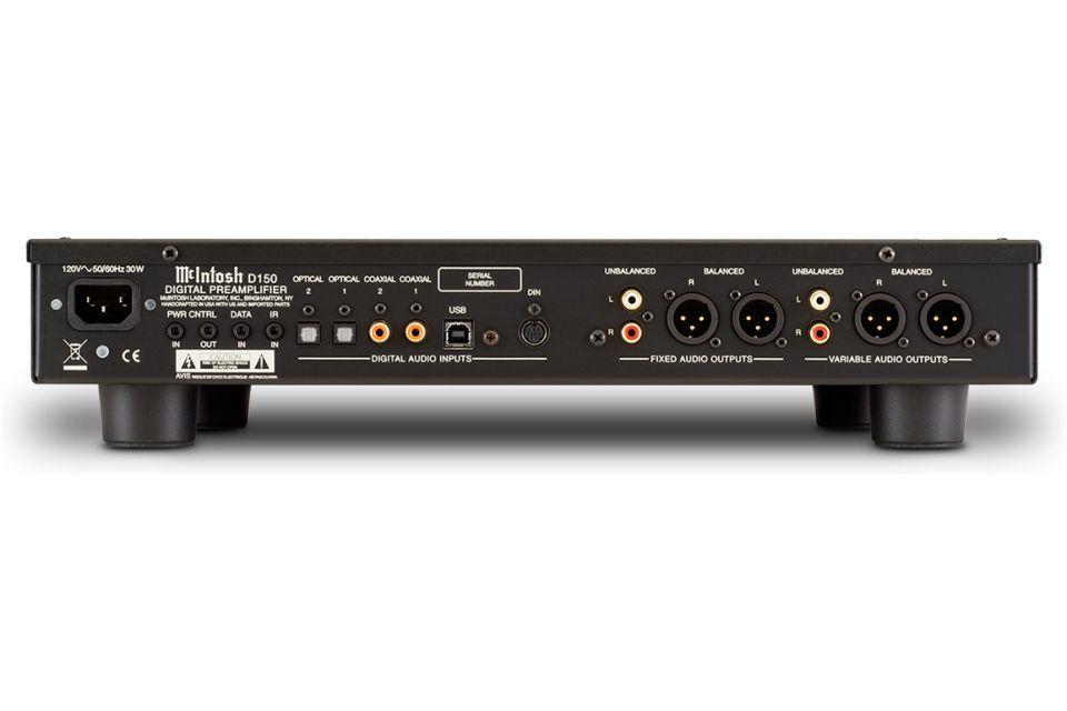 Mc Intosh - D 150 Convertisseur numérique analogique (Occasion)