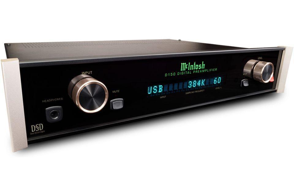 Mc Intosh - D150 Convertisseur numérique analogique / préamplificateur