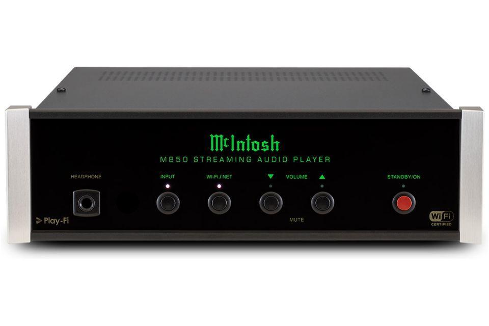 Mc Intosh - MB 50 Lecteur réseau streamer