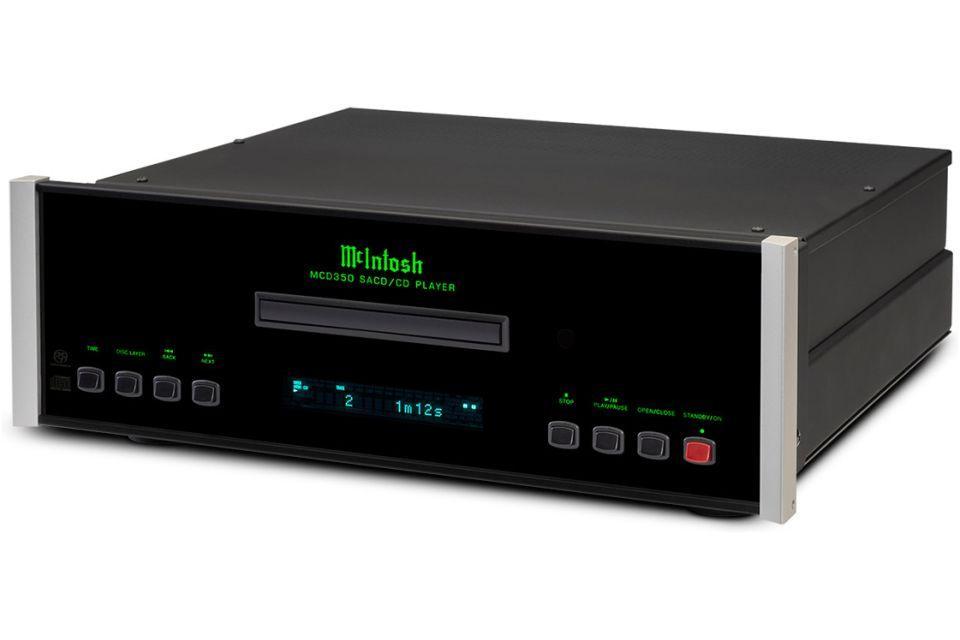 Mc Intosh - MCD 350 Lecteur CD/SACD