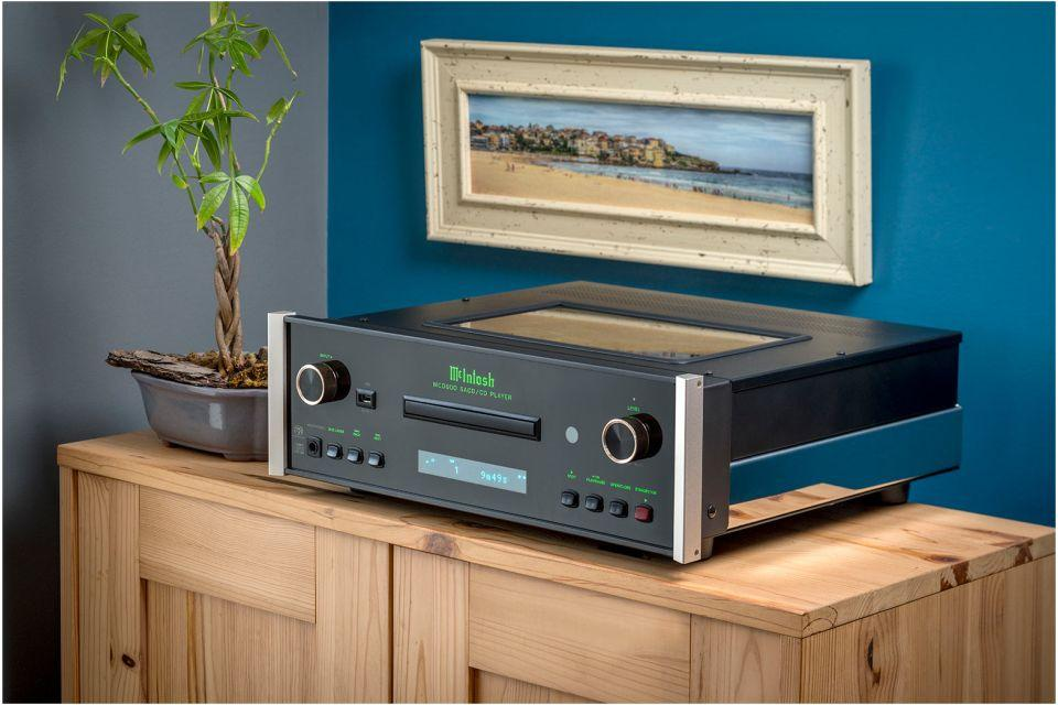 Mc Intosh - MCD 600 Lecteur CD/SACD