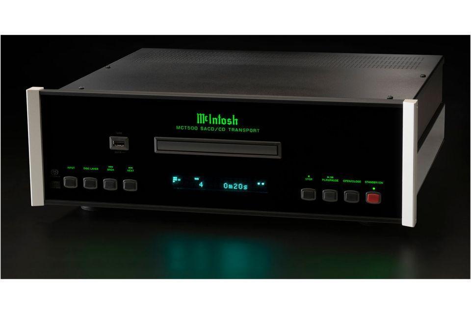 Mc Intosh -  MCT 500 Lecteur CD/SACD Transport