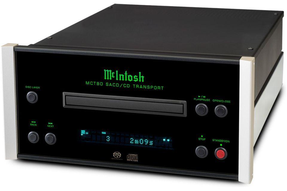 Mc Intosh - MCT 80 Lecteur CD/SACD Compact