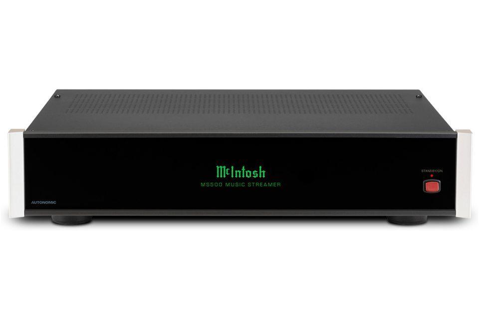 Mc Intosh - MS 500 Lecteur réseau streamer