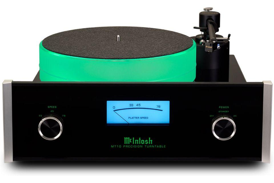 Mc Intosh - MT 10 Platine vinyle