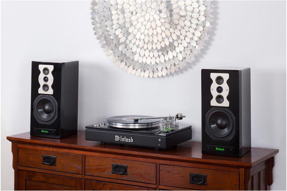 Mc Intosh - MTI 100 Platine vinyle amplifiée tout en Un