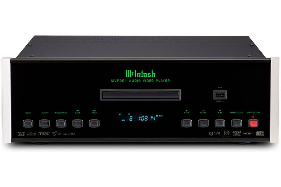 Mc Intosh - MVP 901 Lecteur Blu-Ray 4K