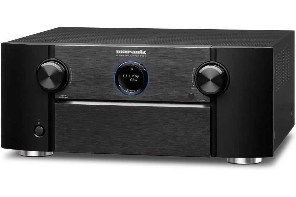 Marantz - SR7015 Amplificateur audio vidéo 11.2 4K Dolby Atmos