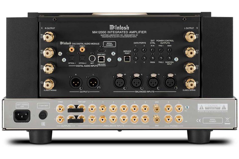 Mc Intosh - MA 12000 Amplificateur intégré stéréo