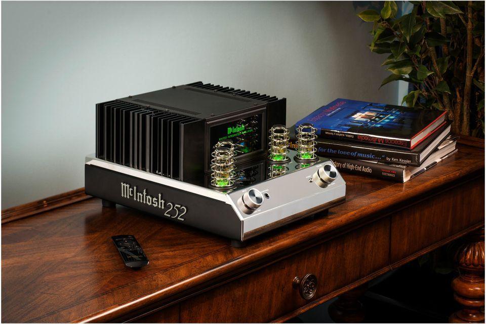 Mc Intosh - MA 252 Amplificateur intégré stéréo hybride