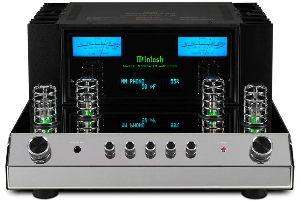Mc Intosh - MA 352 Amplificateur intégré stéréo hybride