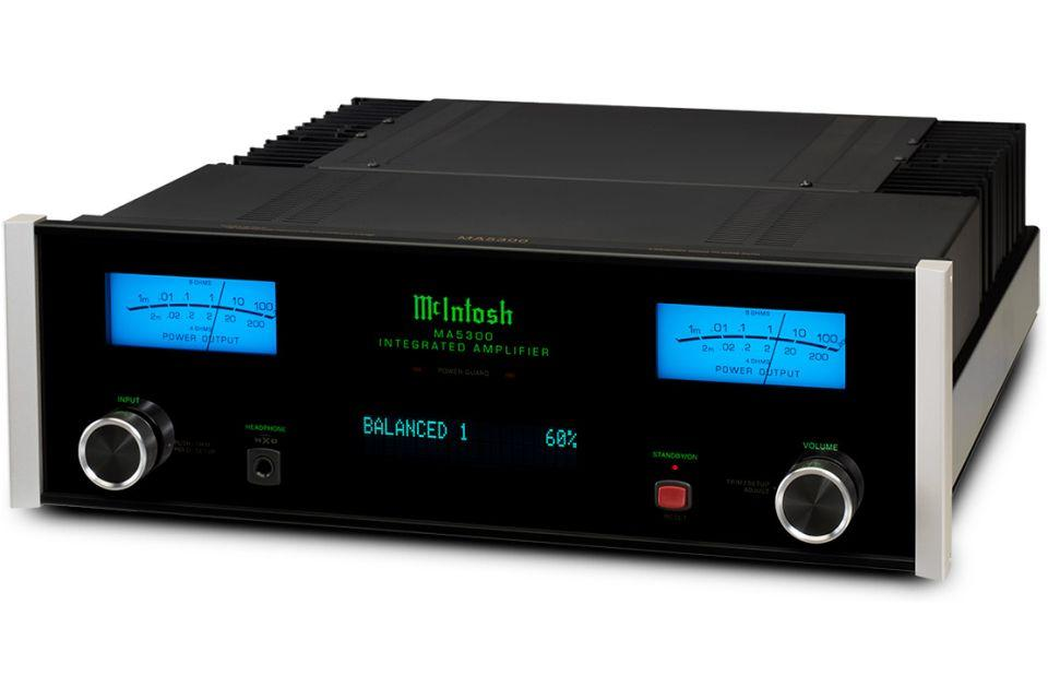 Mc Intosh - MA 5300 Amplificateur intégré stéréo