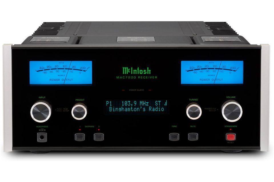Mc Intosh - MAC 7200 Amplificateur Tuner