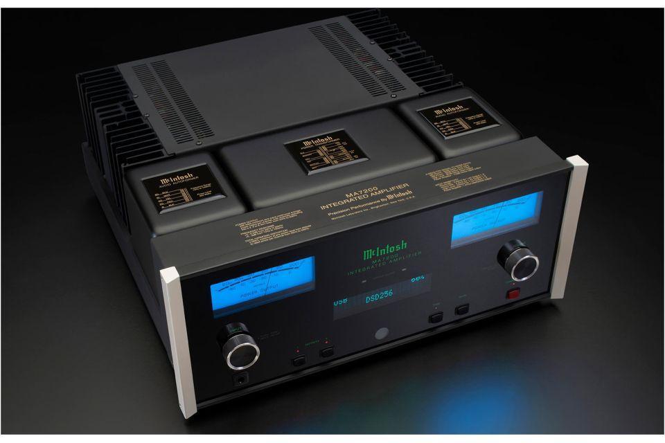 Mc Intosh - MA 7200 Amplificateur intégré stéréo