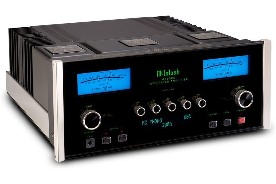 Mc Intosh - MA 8900 Amplificateur intégré stéréo