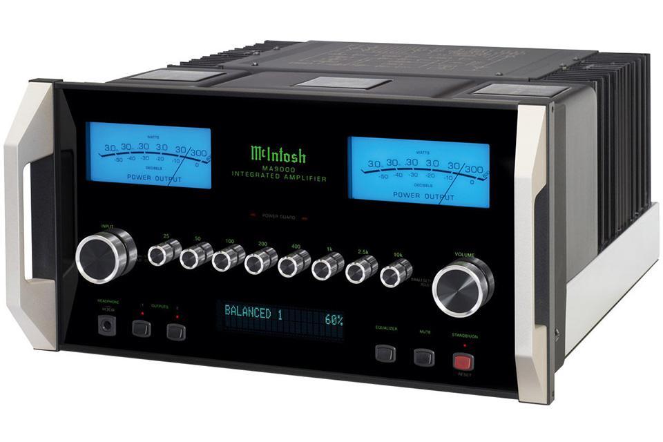 Mc Intosh - MA 9000 Amplificateur intégré stéréo