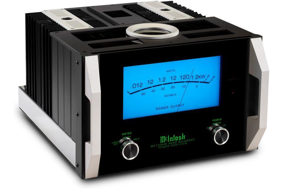 Mc Intosh - MC 1.2KW Amplificateur de puissance Bloc Mono