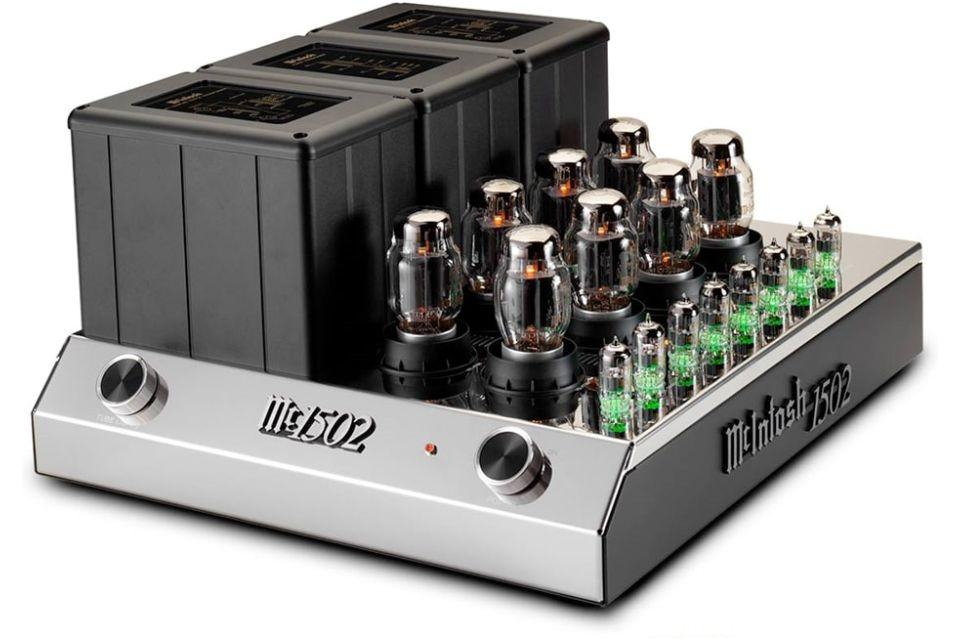 Mc Intosh - MC 1502 Amplificateur de puissance à tubes stéréo