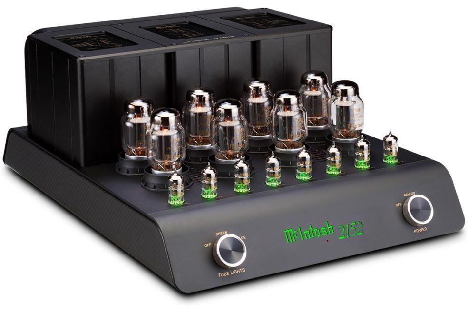 Mc Intosh - MC 2152 Amplificateur de puissance à tubes stéréo