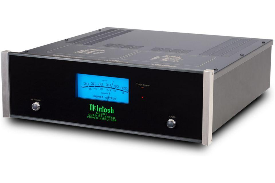 Mc Intosh - MC 301 Amplificateur de puissance Bloc Mono