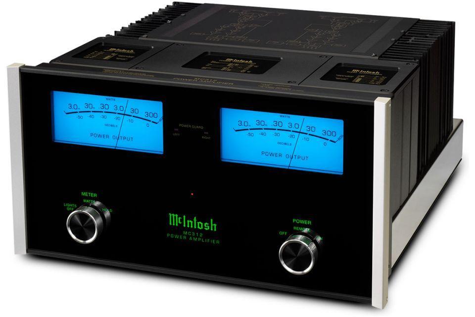 Mc Intosh - MC 312 Amplificateur de puissance stéréo