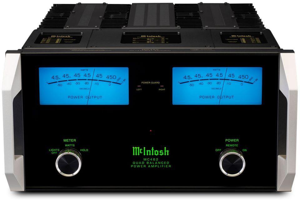 Mc Intosh - MC 462 Amplificateur de puissance stéréo