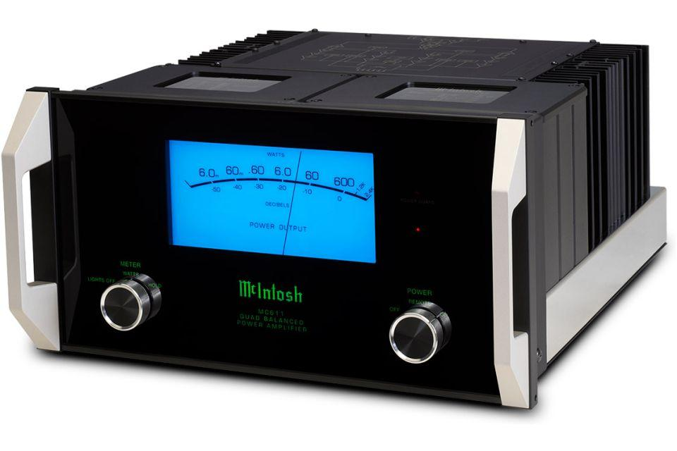Mc Intosh - MC 611 Amplificateur de puissance Bloc Mono