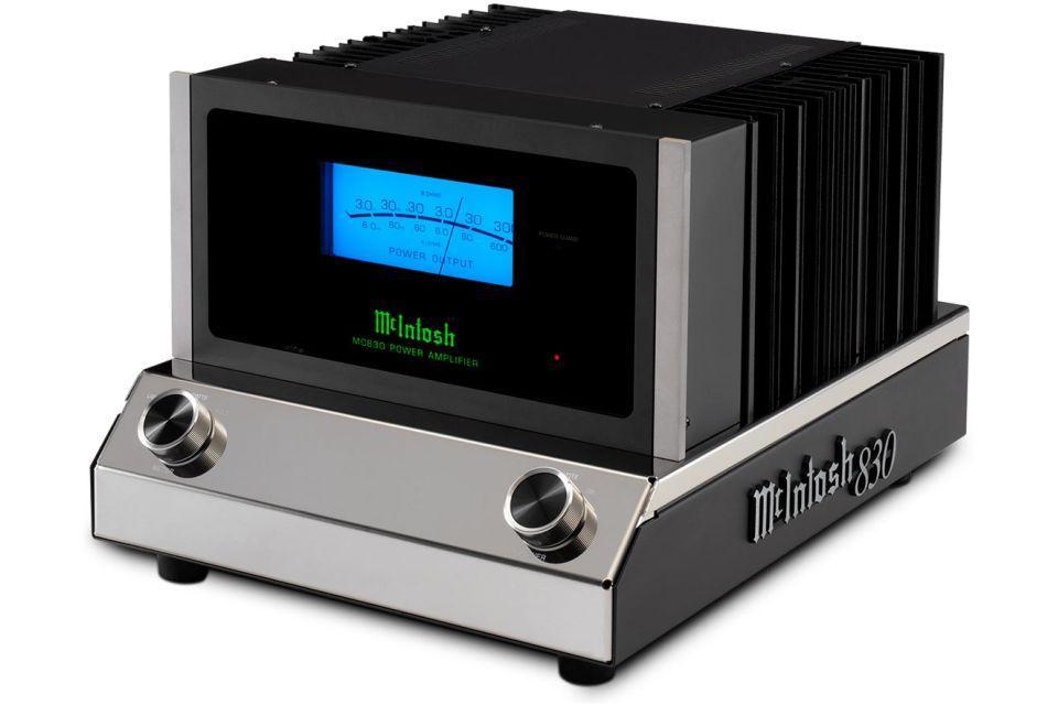 Mc Intosh - MC 830 Amplificateur de puissance Bloc Mono
