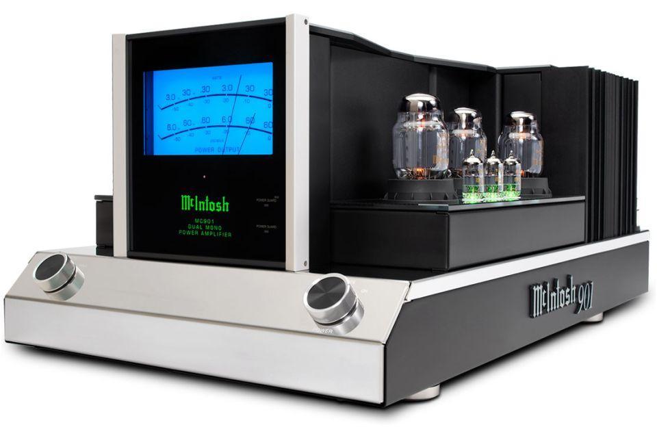 Mc Intosh - MC 901 Amplificateur de puissance bloc Mono hybride