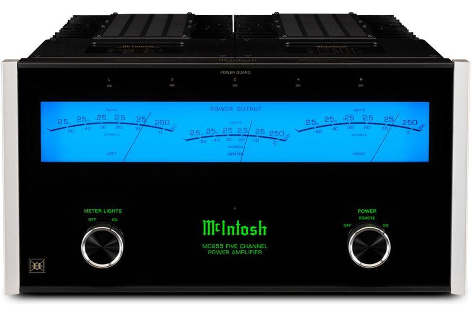 Mc Intosh - MC 255 Amplificateur de puissance 5 canaux