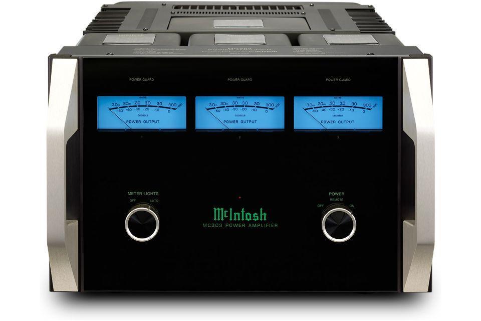 Mc Intosh - MC 303 Amplificateur de puissance 3 canaux