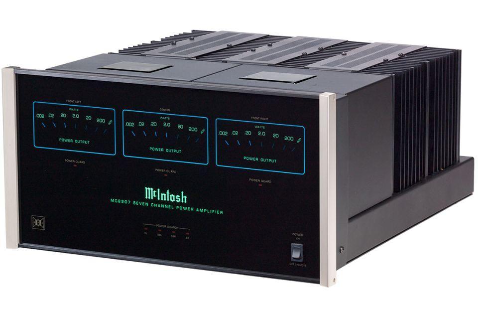 Mc Intosh - MC 8207 Amplificateur de puissance 7 canaux