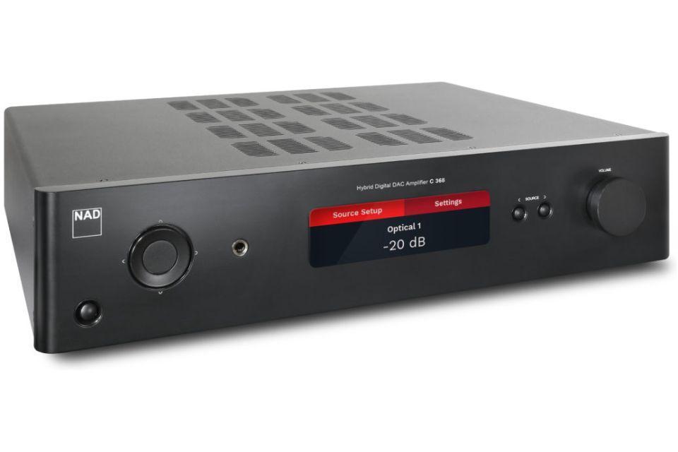 NAD - C 368 Amplificateur intégré stéréo hybride