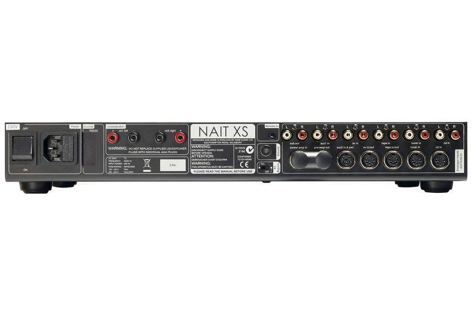 Naim - NAIT XS2 Amplificateur intégré stéréo (Modèle d'exposition)