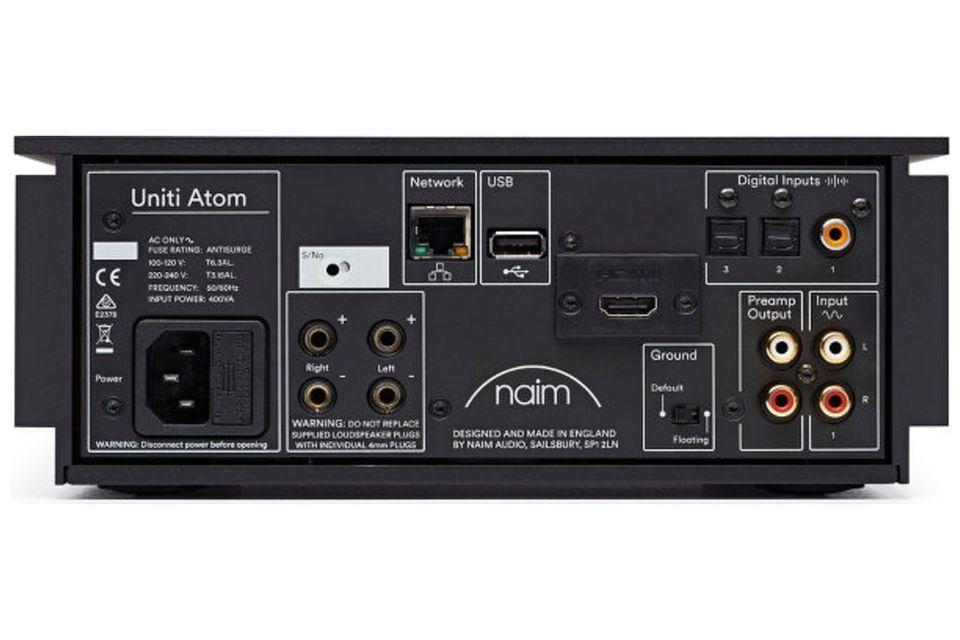 Naim - Uniti Atom HDMI Système Tout en un