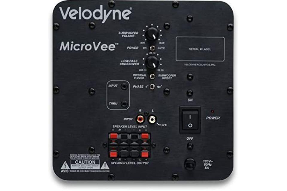 Velodyne - Microvee mk2 Caisson de grave