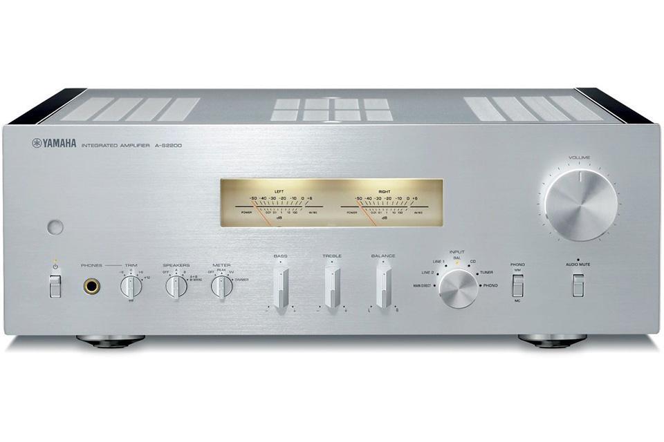 Yamaha - A-S2200 Amplificateur intégré stéréo