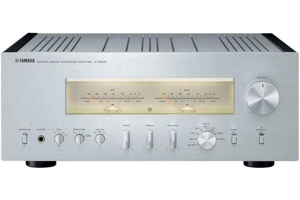 Yamaha - A-S3000 Amplificateur intégré stéréo modèle d'exposition