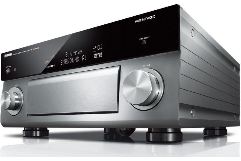 Yamaha - CX-A5200 AVENTAGE Preamplificateur Home Cinema MusicCast 11.2
