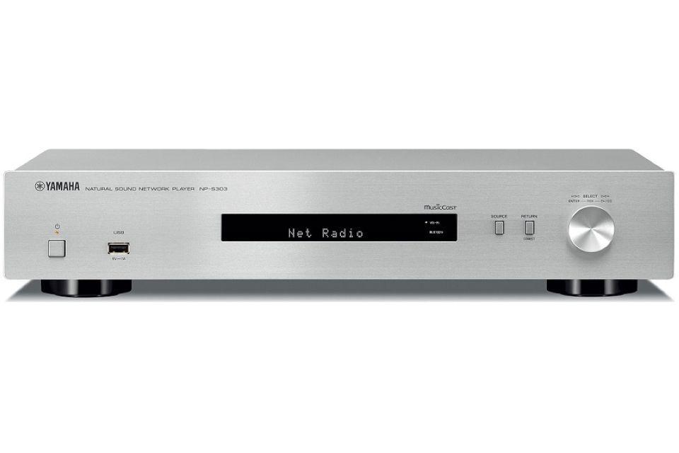 Yamaha - NP-S303 Lecteur réseau streamer MusicCast