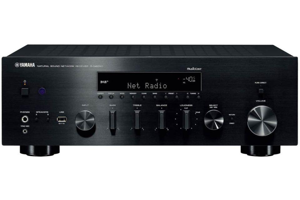 Yamaha - R-N803D Amplificateur tuner / streamer