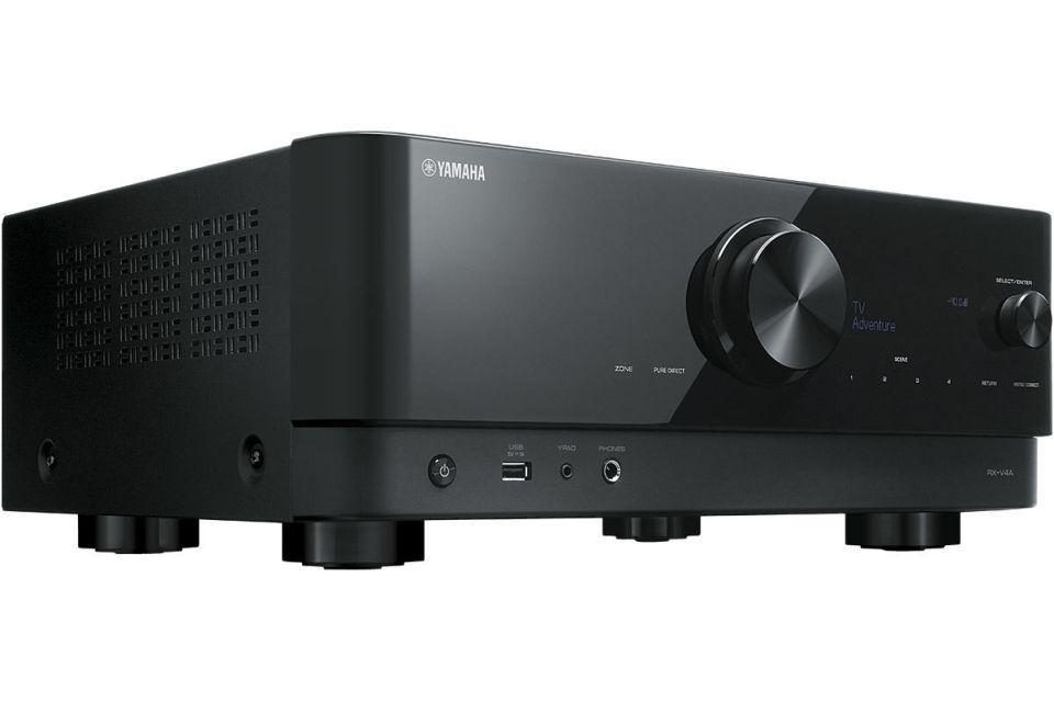 Yamaha - RX-V4A Amplificateur Audio Vidéo 5.2