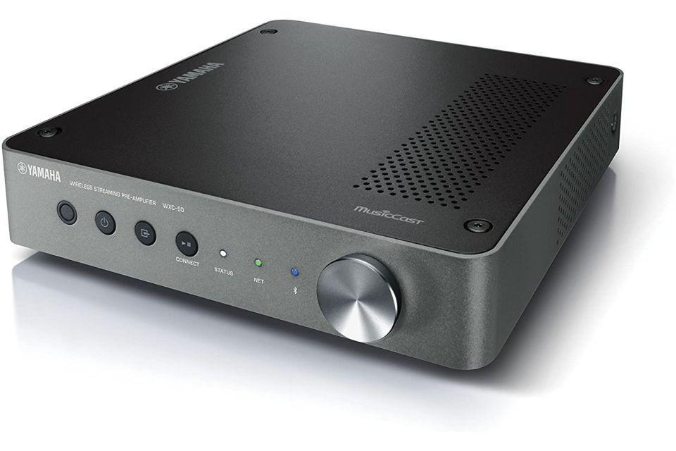 Yamaha - WXC-50 Lecteur réseau streamer MusicCast