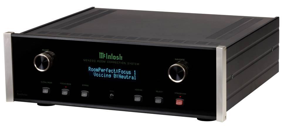 Equaliseur digital Mc Intosh - MEN 220