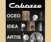 Cabasse IO2 socle/mur